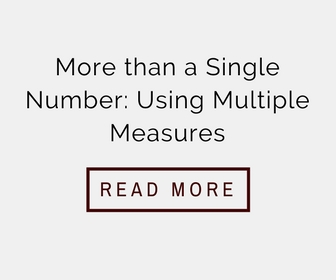 More than a Single Measure Read More Image with Hyperlink